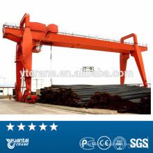 Équipement lourd Rail monté Port à conteneurs grue