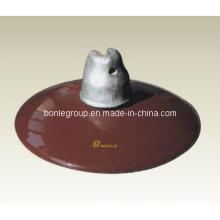 Anti Fog Disc Type Porcelain Insulator
