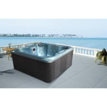 7 person outdoor Jacuzzi with massage bath
