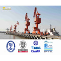 Widely Used 15ton Port Portal Crane Mq Wirerope Luffing Portal Crane Price