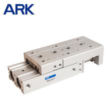 Cilindro neumático KMXS ajustable de doble acción de pistón de bajo precio
