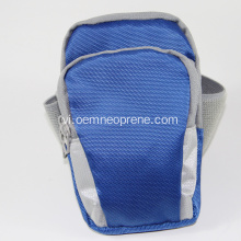 Blue Canvas Running Sports Armband để bán