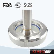 Edelstahl-Lebensmittelverarbeitung Schauglas mit Licht (JN-SG1006)