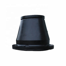 Deers 1000H super cone fender system for wharf dock