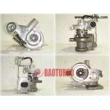 Turbocompresor GT1749e / 708337-0002 para Hyundai