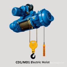 Подъем CD1 электрическая лебедка md1