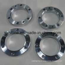 Peças feitas à máquina personalizadas OEM do aço dos componentes mecânicos