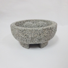 Granite molcajete mortar & pestle