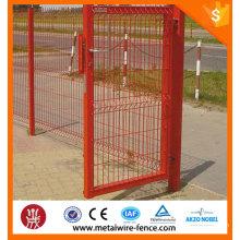 2016 Proveedor de Shengxin nuevo diseño puerta de la cerca moderna