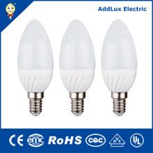3W 85V-265V E14 Недорогая оптовая продажа Светодиодная лампа свечи SMD