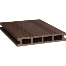Hollow Wood Plastic Composite Decking (HLM164)