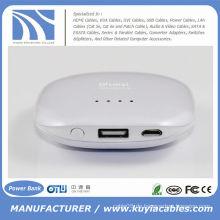 2500mAh USB-Energien-Bank-Universaltelefon-Aufladeeinheit für intelligente Telefon-Kamera PSP MP3 DV