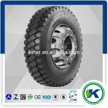 Heavy Duty Rubber Truck Tire 1200R24