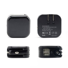 Portable Power Bank Pengisian Ringan yang Compact dengan Plug