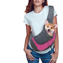 New Explosion Pet Dog Cat Sling Carrier Bag Breathable Pet Sling Carry Shoulder Bag