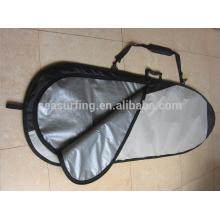 2015 серебряный цвет с cali медведь дизайн вечерять мешок/затвора sup доска сумка