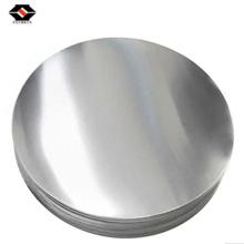 Precio de círculo de aluminio acabado pulido espejo molino