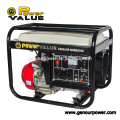 Power-Wert einzigen Zylinder 6 kva Silent Benzin-Generator
