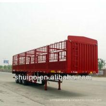 SHUIPO Semi-trailer Production Line (Trailer Equipment) truck trailer production line
