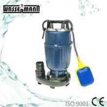 Aluminum Casing Submersible Sewage Pump