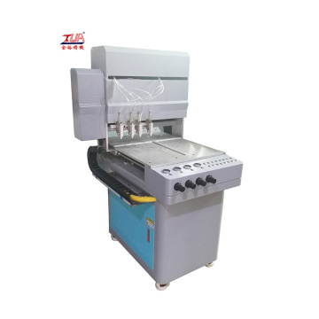 Automatic dispensing machine for filling base color