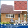 3-tab colorful asphalt shingle roof tile