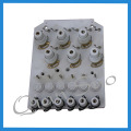 6 needle embroidery machine Thread Tension Plate