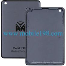 Logement de plat de couverture arrière pour des pièces de rechange mini d'iPad