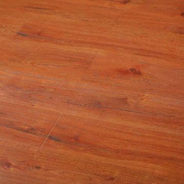 10mm AC3 HDF U Groove Embossed Laminate Flooring