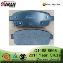 Brake Pad for BUICK (SGM) EXCELLE GT 2010/06-