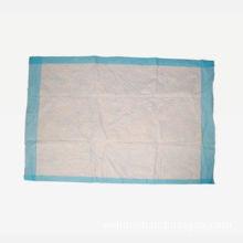 Blue, White Pe Film Surgical / Nursing / Medical Under Pad For Medical Cotton Wool Wl9008