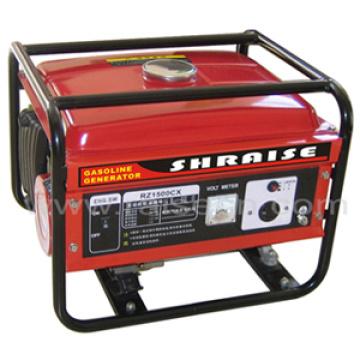 Facile à utiliser 1 KW Air-cooled Gasline Generating Set pour vente chaude