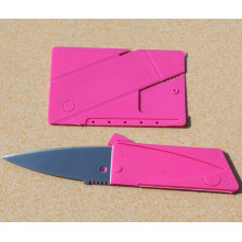Hot high quality multifunction pocket credit card knife wholesale