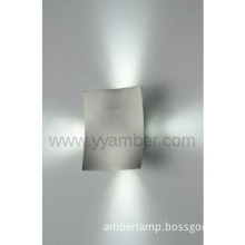 Bright LED lights Stainless Steel body with PC diffuser