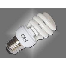 12W T2 7mm demi en spirale Energy Saving Light