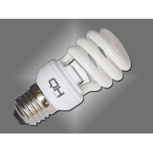 5W T2 7mm metade em espiral luz de poupança de energia