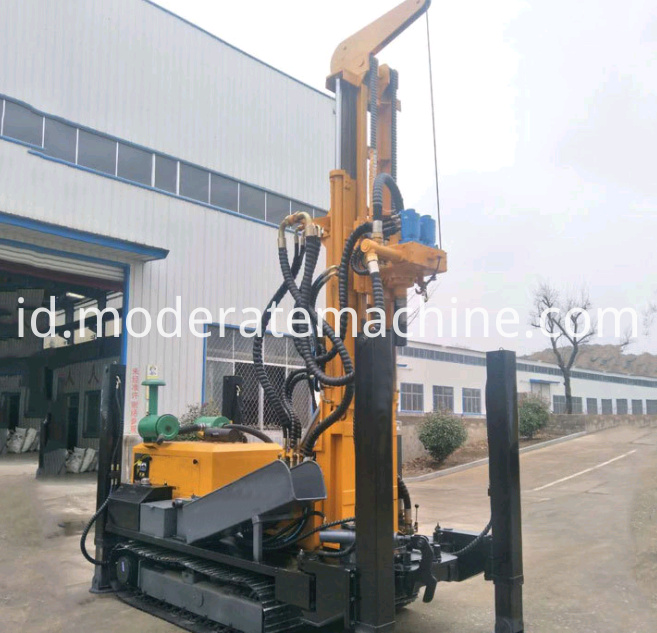 FY300A water well drilling rig 7