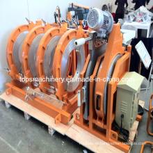 Máquina de soldadura hidráulica del extremo de la fusión del calor