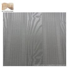 revêtement mural en vinyle tissé résistant à la moisissure avec une qualité supérieure