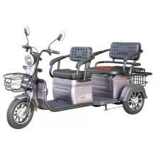 Triciclo elétrico de três rodas de 650 W para idosos