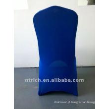 tampa da cadeira azul, CTS853, apto para todas as cadeiras