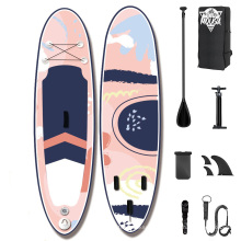 Superior New design Professional paddle surf board inflatable surfboard long board SUP