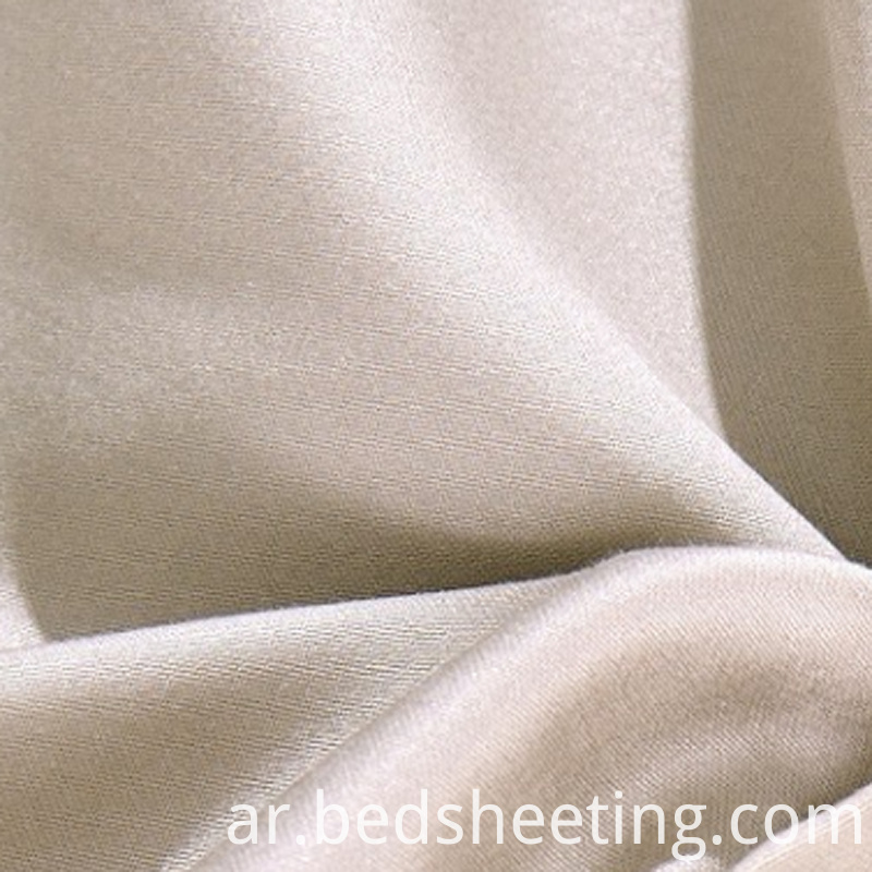 C100 Organic Sateen Fabric Grey