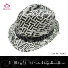 Дешевые светло-серые шляпы Fedora для мужчин