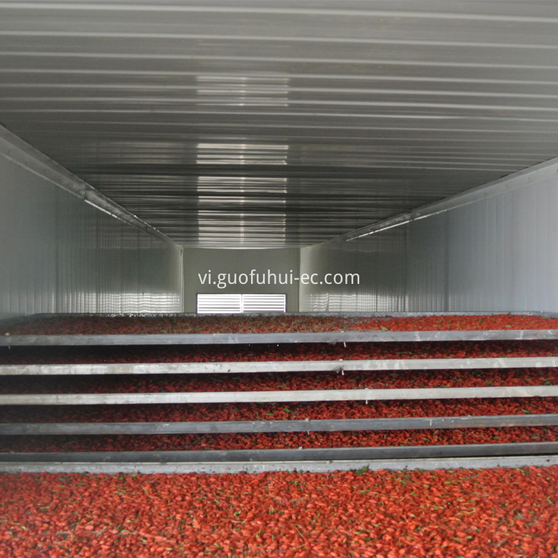 Red Goji Berry not Specifications