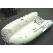 2014 attraktives weißes 270cm Fiberglas-Rumpf-Schlauchboot-Seewanderer-Boot mit CER China