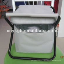 Promotional insulated cooler bag with seat VEB1001