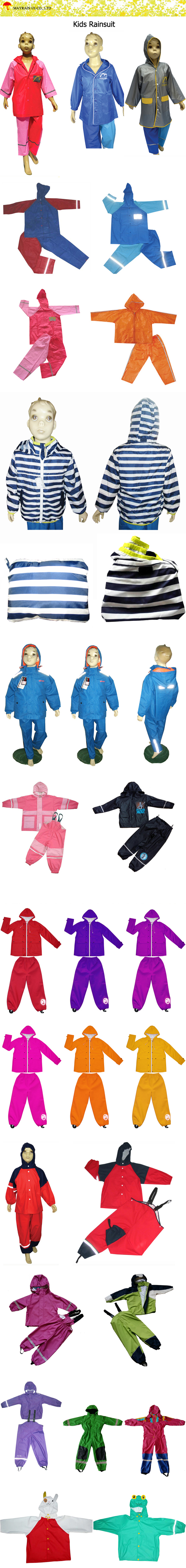 Kids Rainsuit