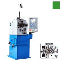 Maquina automática de bobina de compresión de alambre CNC haciendo máquina