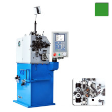 Automatic CNC wire compression coil spring making machine